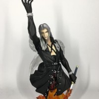 Static Art Burst Sephiroth Final Fantasy VII FF Advent Children NEW