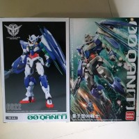 Gundam OO Qant MG NEW Model Bonus Full Saber GN Sword IV 1/100