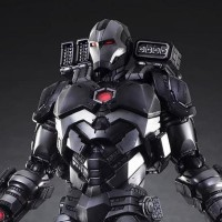 Play Arts Kai War Machine Marvel Rhodey Avengers Infinity Wars NEW MIB