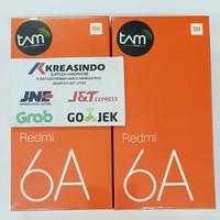 XIAOMI REDMI 6A 2/16 RAM 2GB ROM 16GB GARANSI RESMI TAM