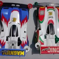 Tamiya mini 4 wd magnum saber dan sonic saber