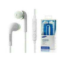 Earphone Samsung HS330 Original 100% Headset earpods + Mic handsfree -