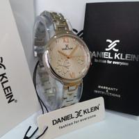 JAM TANGAN WANITA DANIEL KLEIN DK11957-6 SILVER ORIGINAL