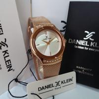 JAM TANGAN WANITA DANIEL KLEIN DK11948-2 ROSEGOLD ORIGINAL MURAH
