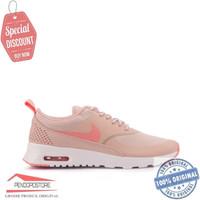 Sepatu Casual Nike Air Max Thea Wmns 599409-610 Bkn Tanjun Cortez Ori