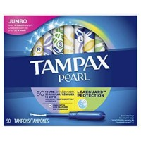 Tampax Jumbo Triple Pack Tampon 50 pcs