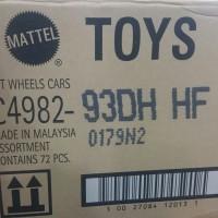 hotwheels box segel lot H 2019