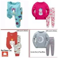 Baju Tidur Anak pakaian Anak Piyama anak Perempuan GAP size 4T