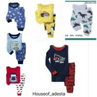 Baju Tidur Anak pakaian Anak Piyama anak Laki-laki GAP size 4T