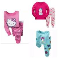 Baju Tidur Anak Piyama Anak Perempuan GAP size 5T