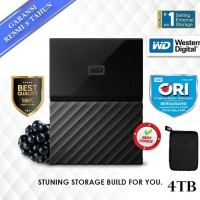 Best Product Hardisk Eksternal Harddisk External Wd Passport 4Tb New -