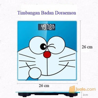 JN Timbangan Badan Digital Disai Doraemon