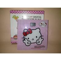 JN Timbangan Badan Digital Disain Hello Kitty
