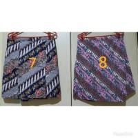 Celana Kulot Wanita -- Celana Rok Batik Jumbo kain Strech