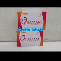VITAMAM 2(Suplemen ibu hamil)//BOX