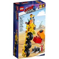 LEGO 70823 - The Lego Movie 2 - Emmet's Thricycle!
