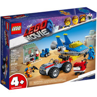 LEGO 70821 - The Lego Movie 2 - Emmet and Benny's 'Build and Fix' Work