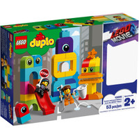 LEGO 10895 - Duplo - Emmet and Lucy's Visitors from the DUPLO Planet