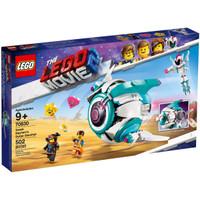 LEGO 70830 - The Lego Movie 2 - Sweet Mayhem's Systar Starship!