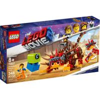 LEGO 70827 - The Lego Movie 2 - Ultrakatty & Warrior Lucy!