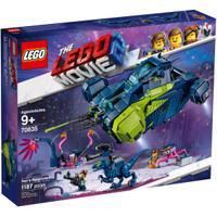 LEGO 70835 - The Lego Movie 2 - Rex's Rexplorer!