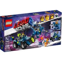 LEGO 70826 - The Lego Movie 2 - Rex's Rex-treme Offroader!