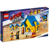 LEGO 70831 - The Lego Movie 2 - Emmet's Dream House/Rescue Rocket!