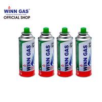 Winn Gas Butane CRV Tabung Gas Kaleng anti meledak 235 Gr
