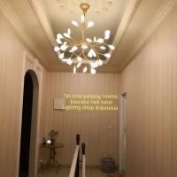 BIG PROMO L882 36L lampu gantung hias kaca firefly
