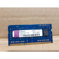 Memory Kingston Sodim DDR3 1 GB PC10600