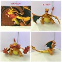 Figure Charizard 10cm Pokeball Figure Pokemon Figure Pikachu