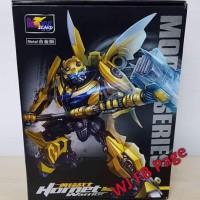 Hornet Warrior Weijiang MPM 03 Bumblebee Transformers Wizard