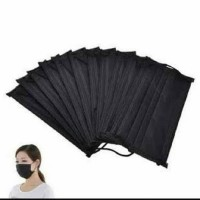 Masker kpop masker fashion set murah masker hitam korea masker motor