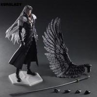 Play Arts Kai Sephiroth FF VII Advent Children Final Fantasy Sephirot