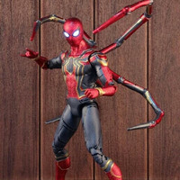 Figure Iron Spider BIG Marvel Avengers Infinity War End Game Spiderman