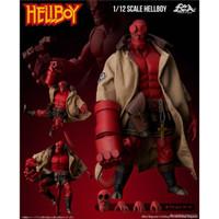 Hellboy 1/12 Figure 1000Toys SHF Dark Horse Normal Release Devil MIB