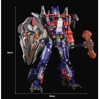 Optimus Prime M01 Wei JIang Transformers Oversize Commander Trailer