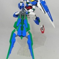 Gundam OO Qant MG Daban Model Bonus Full Saber GN Sword IV 1/100