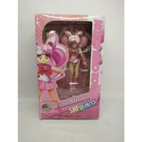 SHF Chibi Sailoor Moon Pink Pretty Guardian Figure Figuarts Anime