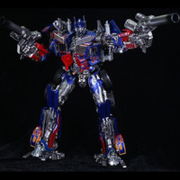 Optimus Prime Transformers BMB LS 03 Oversize MPM 04 Autobots Diecast