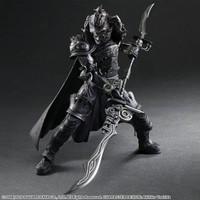Play Arts Kai Gabranth Final Fantasy Dissidia FF Figure Warrior Knight