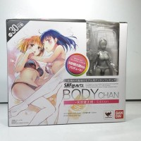 SHF Figuarts Body CHAN DX Set Grey Color Ver SHE Female LIMITED