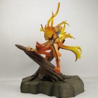 Figure Naruto Sennin Mode Rasengan Figure Sasuke Figure Kyubi