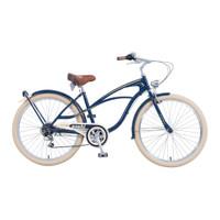 Asahi Briller Cruiser Bike [26 Inch] - Navy