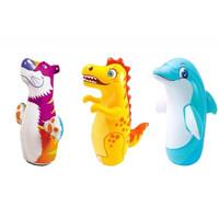 INTEX 44669 3D Bop Bags / Mainan Samsak Tinju Anak