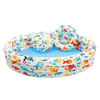 INTEX Fishbowl Pool Set 59469 / Kolam Renang Anak
