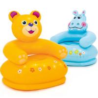 Happy Animal Chair Assortment Intex 68556 / Kursi Anak