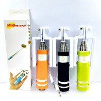 Tongsis Mini Kabel / Tongsis Monopod Mini Lipat Holder U