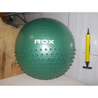 gymball / gym ball / fitness ball / bola senam ibu hamil + pompa