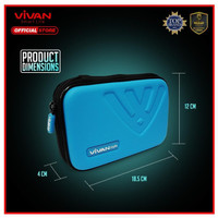 Vivan VBG-E01 EVA Hard Case